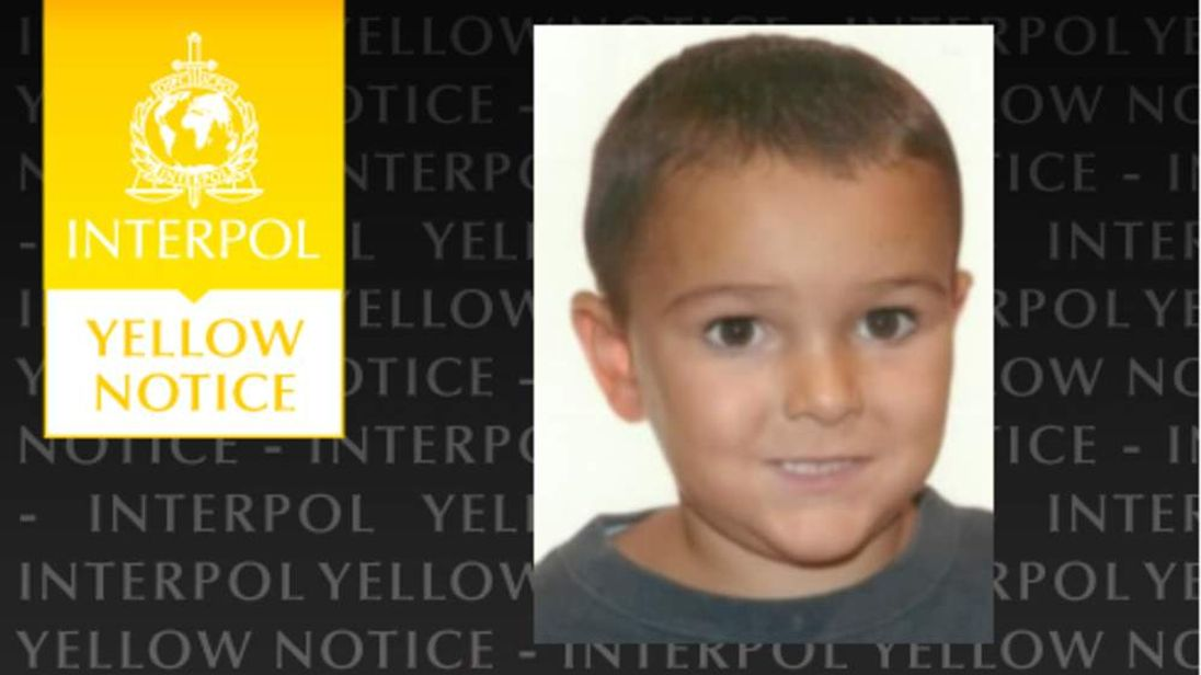 Interpol yellow notice alert for missing boy Ashya King