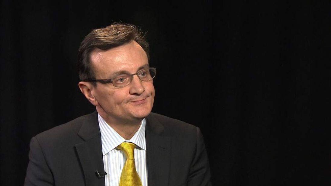 AstraZeneca's Chief Executive Pascal Soriot