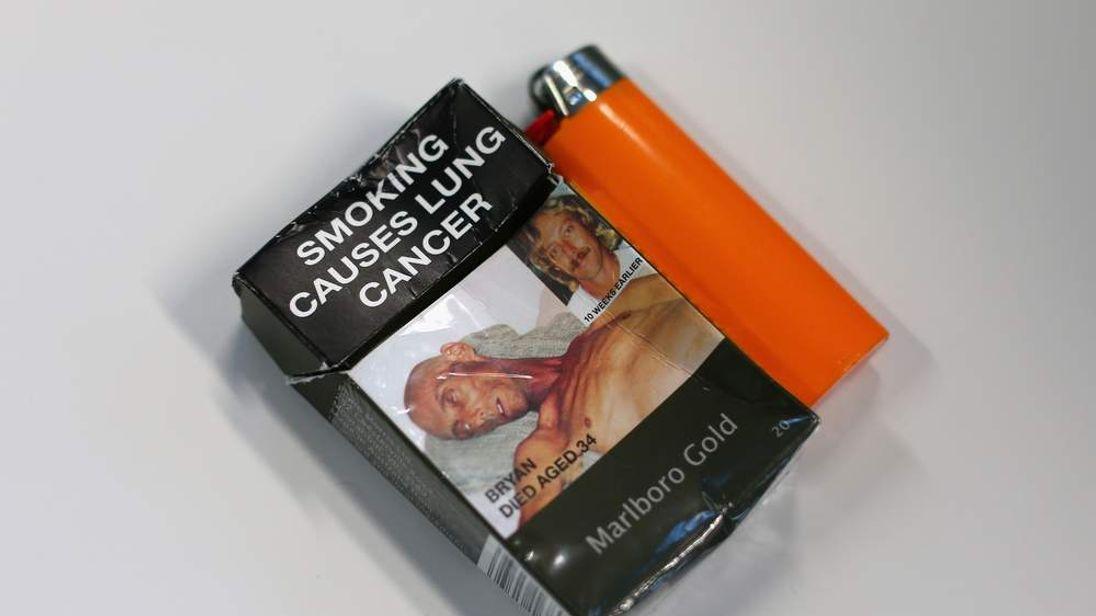 Australia cigarette packaging