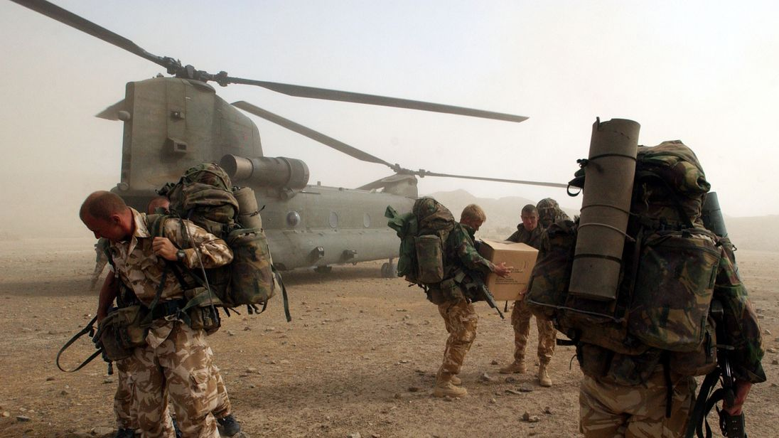 Up to 50 more British troops are to be sent to Afghanistan