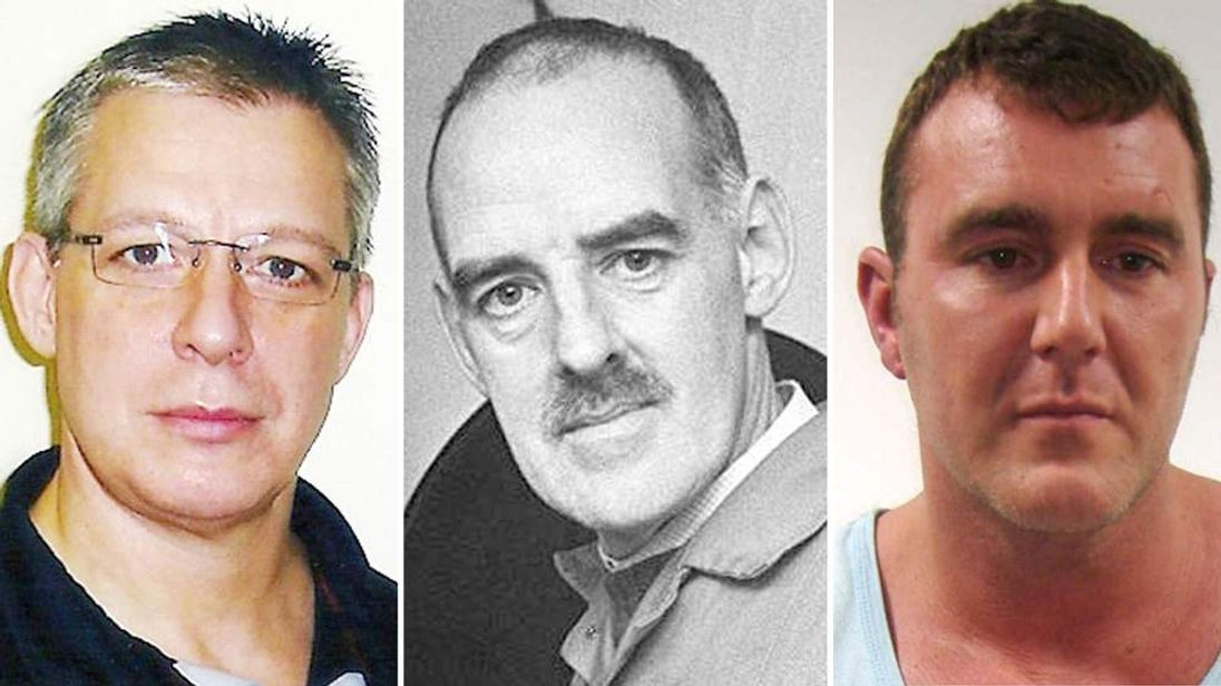 Prison sentences ruling