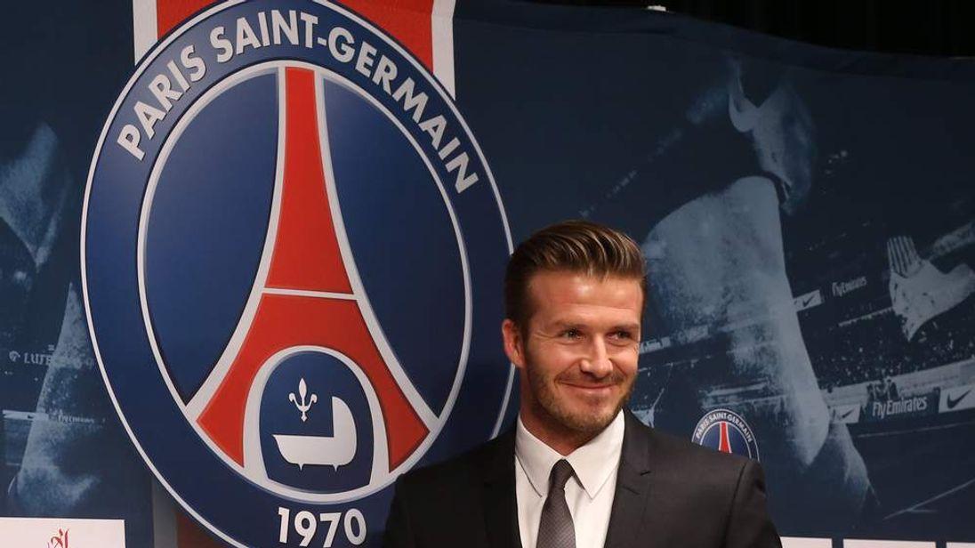 Davod Beckham.