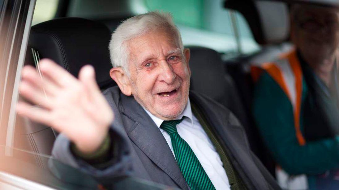 Veteran Bernard Jordan