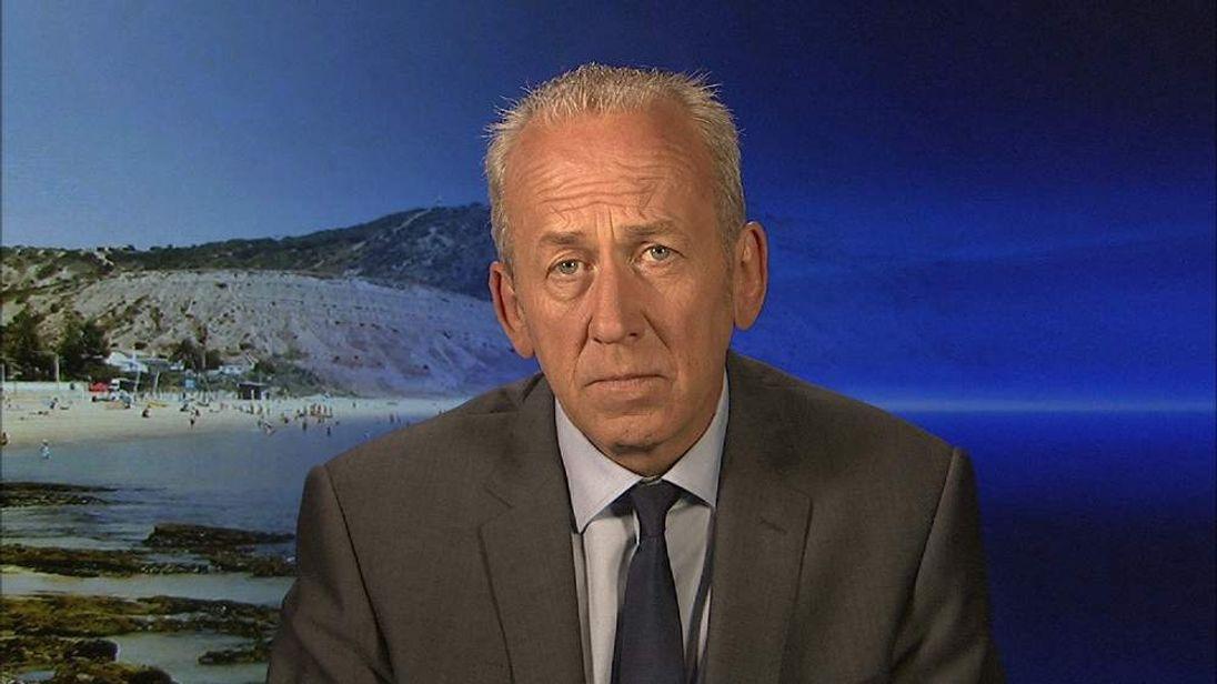 Former Met detective Peter Bleksley