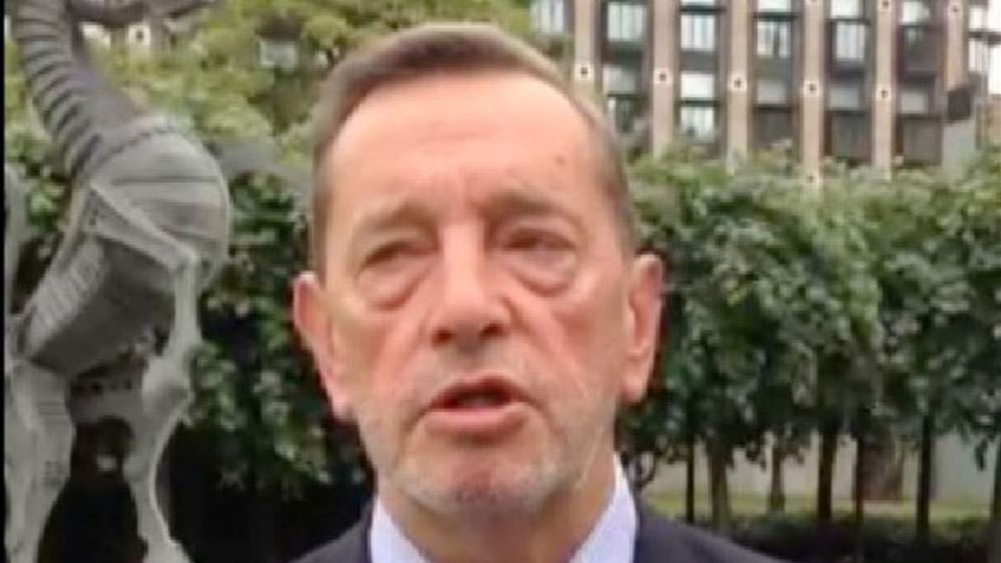 David Blunkett's resignation speech