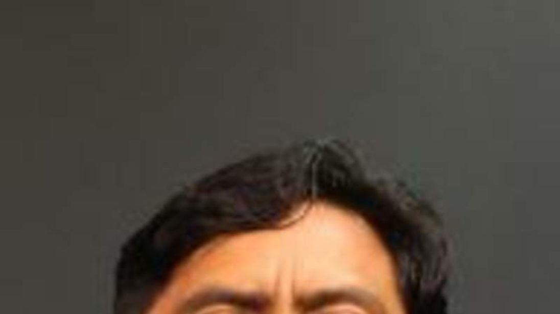 Police photo of 41-year-old Isidro Garcia