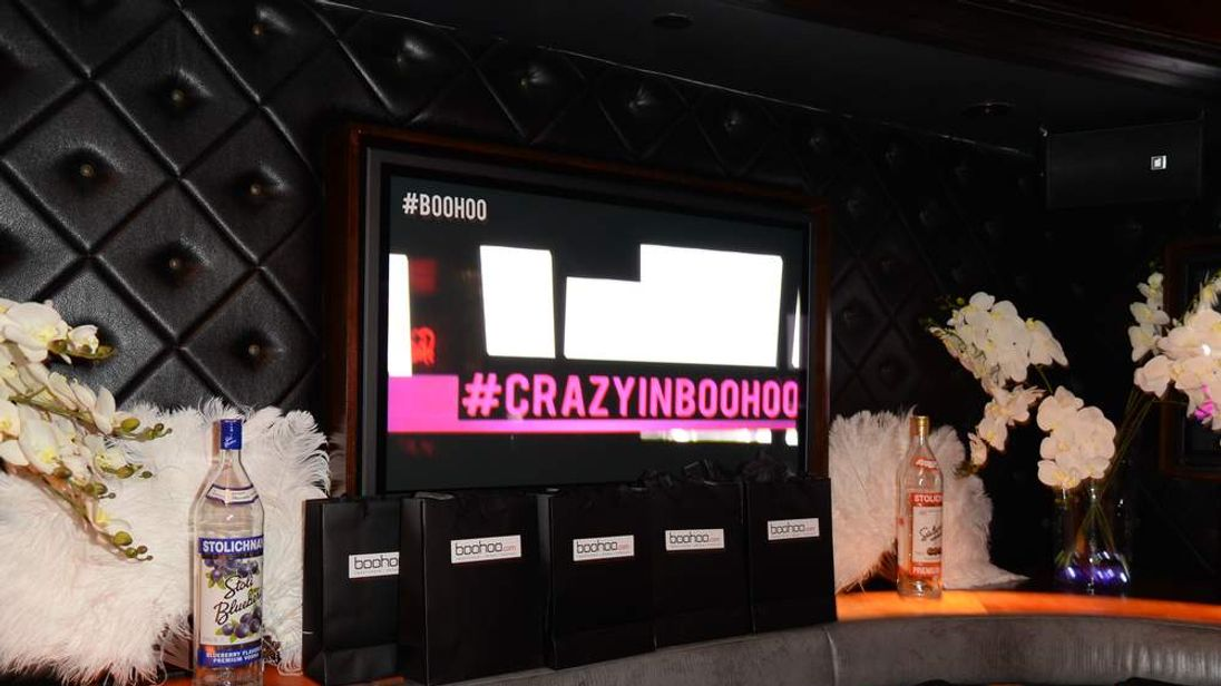 boohoo.com Hosts Private Event At Hyde Lounge For Beyonce Concert