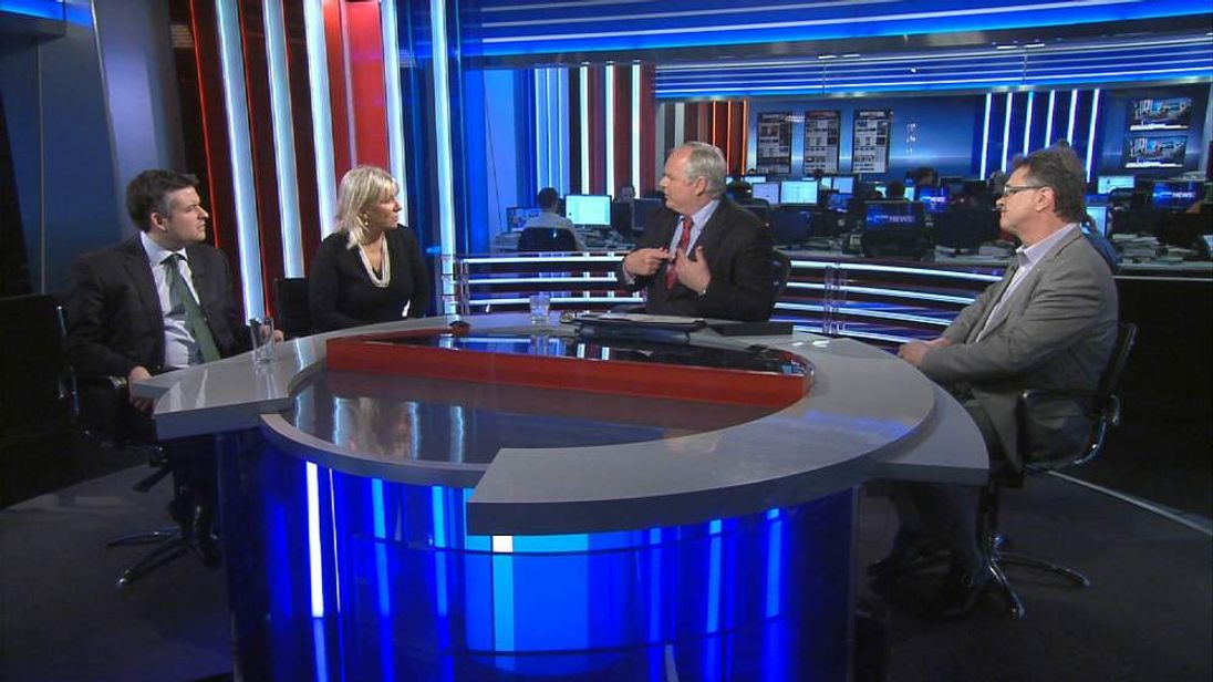 Panel discuss Harriet Harman's refusal to apologise