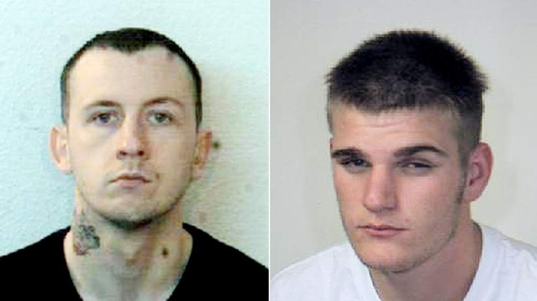 Alan Greaves murder: Jonathano Bowling and Ashley Foster