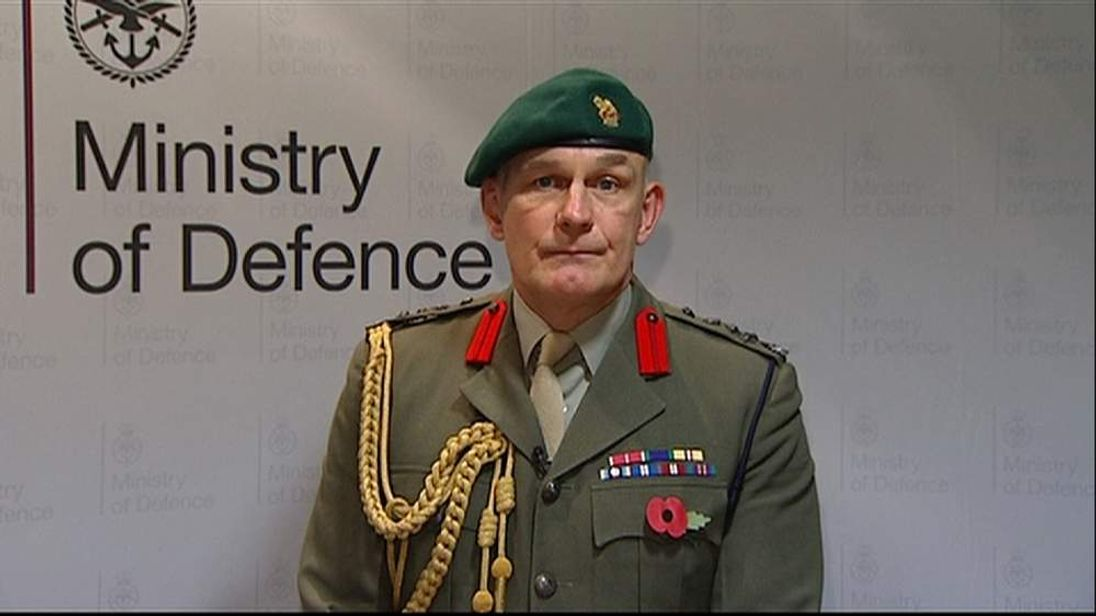 Brigadier Bill Dunham