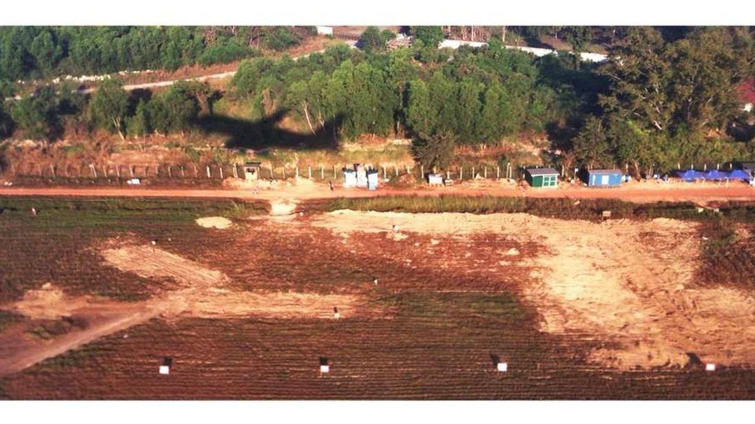 Burma Excavation