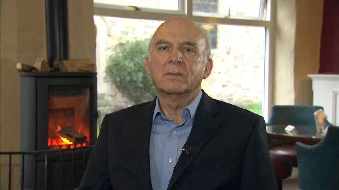 Sir Vince Cable - Former Business Secretary