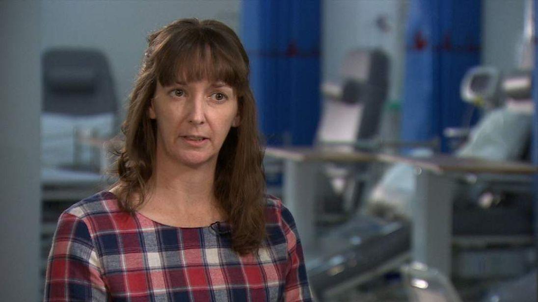 Ebola recovery