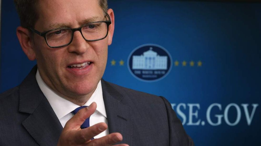 White House Press Secretary Jay Carney Resigns, Josh Earnest Replaces Carney