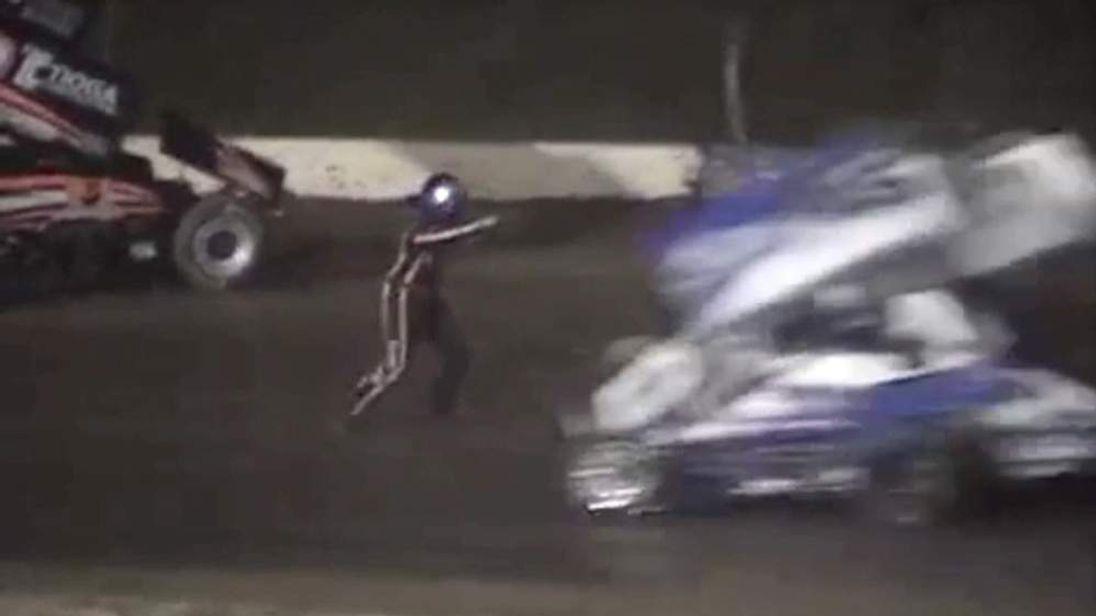 Nascar driver killed in New York