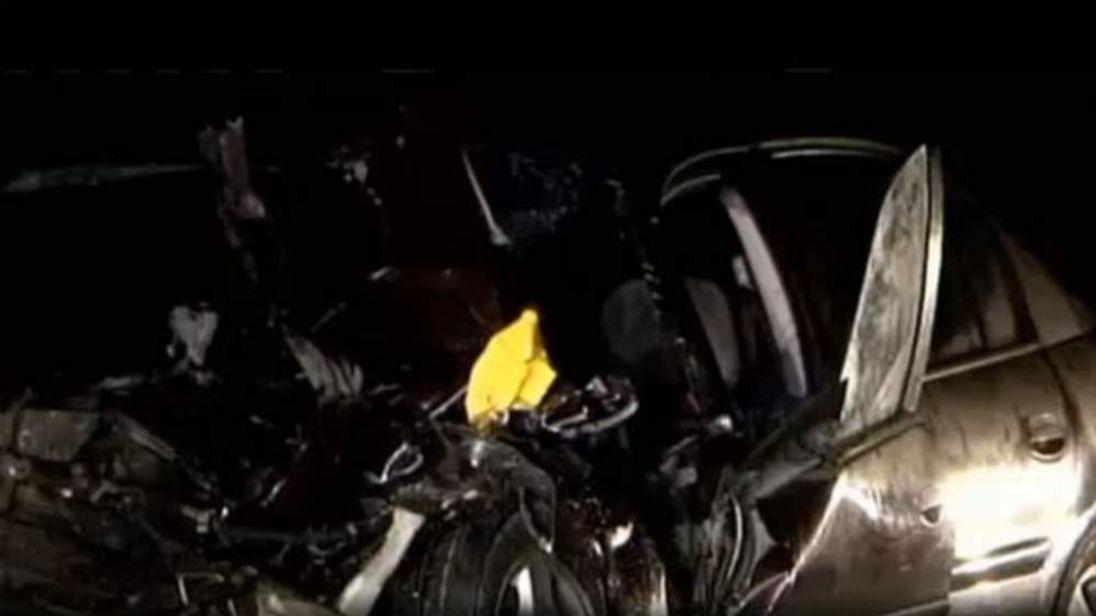 Image of Jose Banda's car from myFOXhouston.com