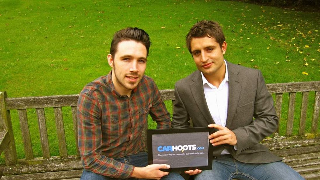 Carhoot's Lee Malcher And James Waddington