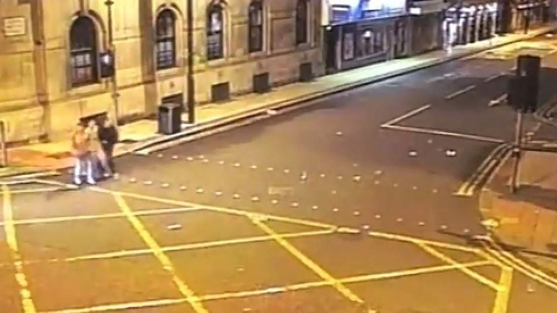 Manchester Hit And Run