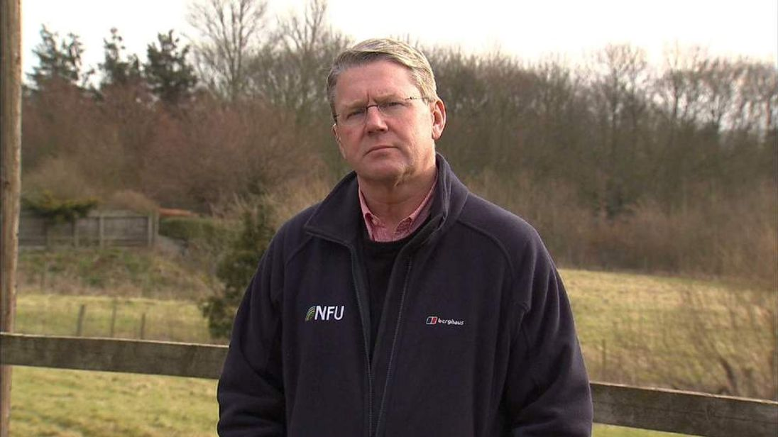 Peter Kendall, President, National Farmers' Union