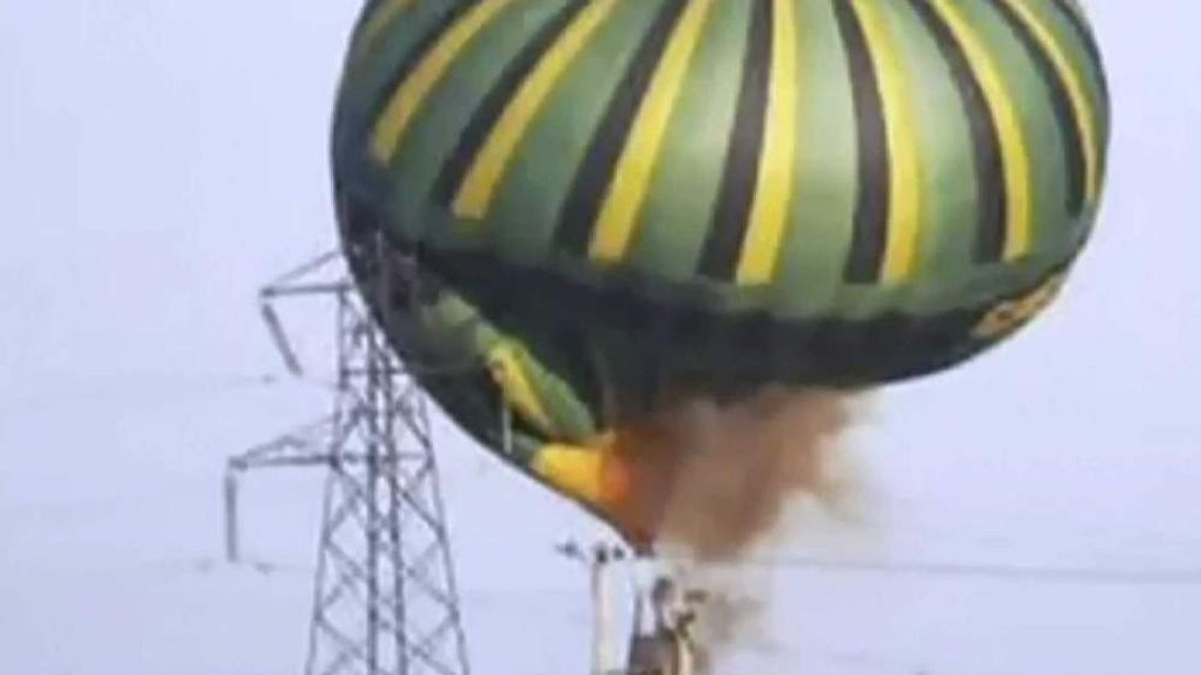 2009 balloon crash in Luxor