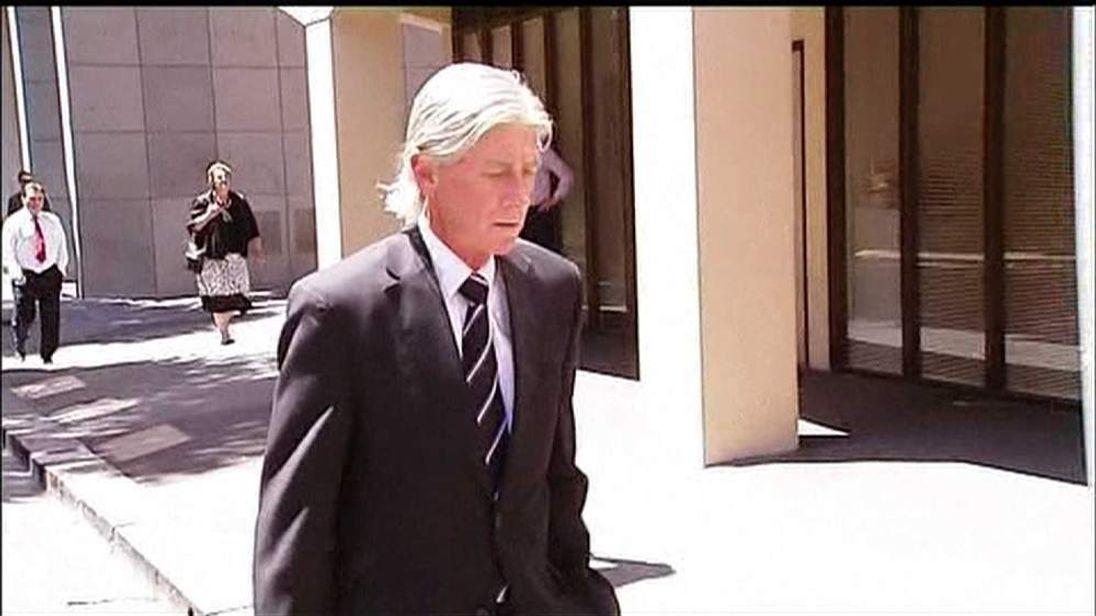 Australia doctor JAMES LATHAM PETERS