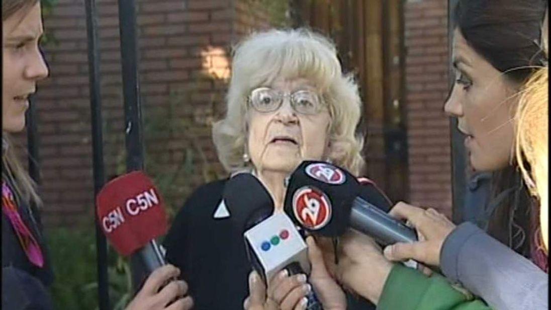 Pope's old girlfriend Amalia Damonte