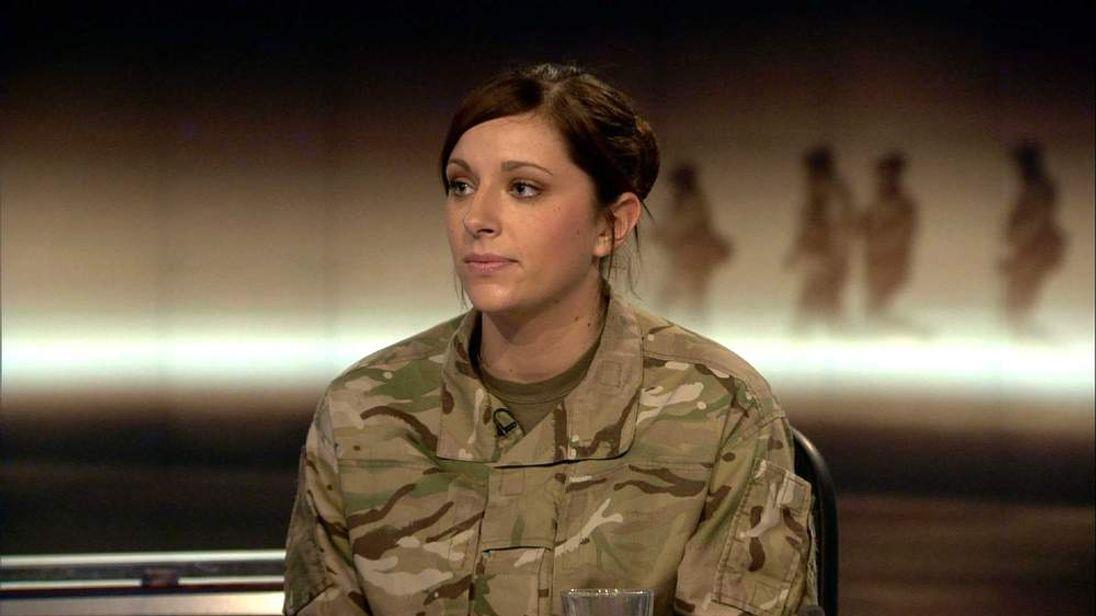 Lance Corporal Abbie Martin