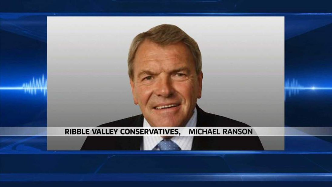 Michael Ranson, Ribble Valley Conservatives