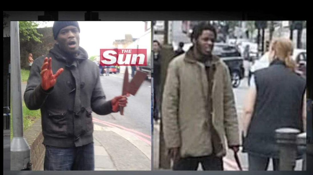 Michael Adebowale, a suspect in the Woolwich terror attack