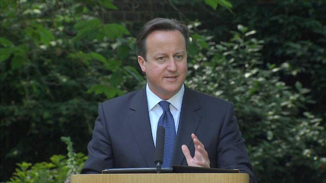 David Cameron defence cuts