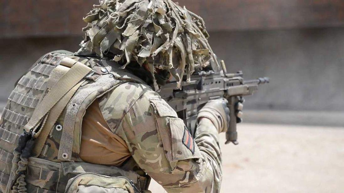 Defence cuts David Cameron