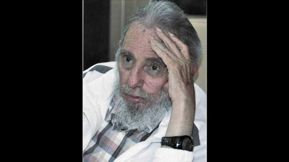 fidel castro i thought i d be dead by now fidel castro