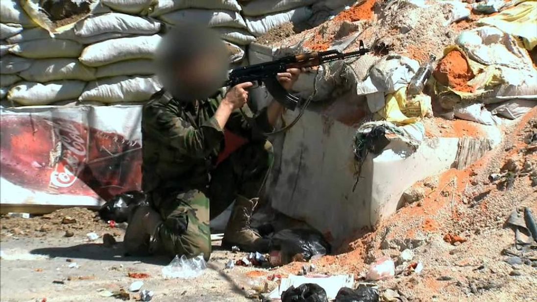 Civil war in Syria