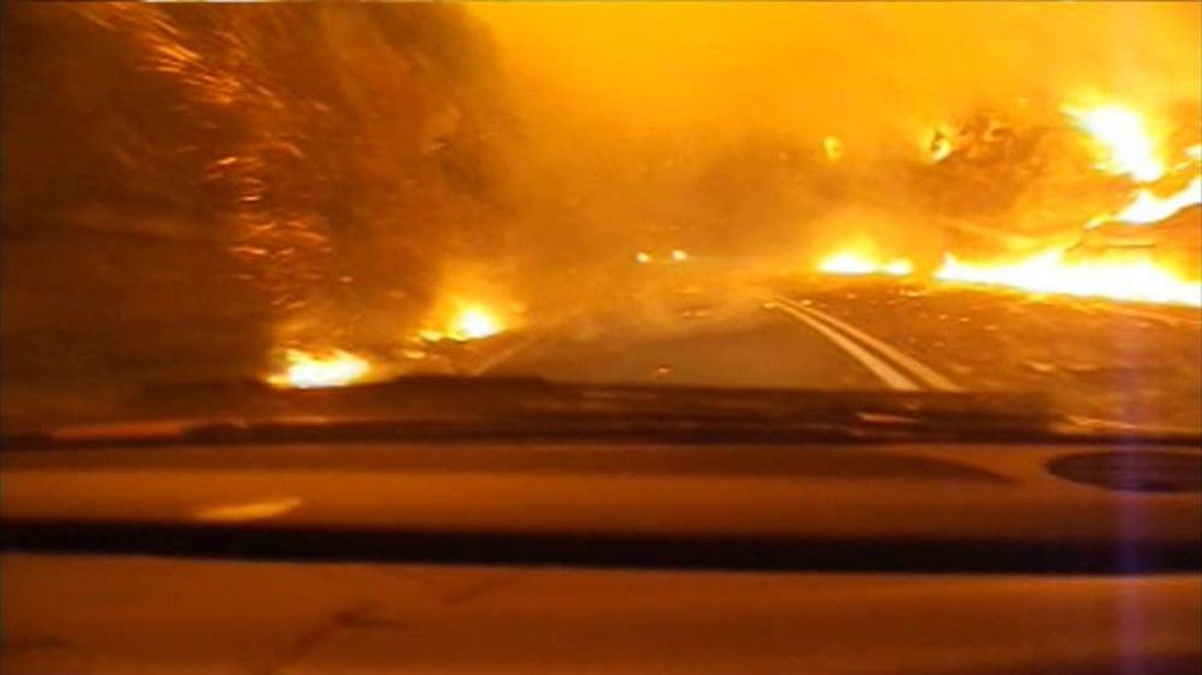 Bushfires in New South Wales, Australia