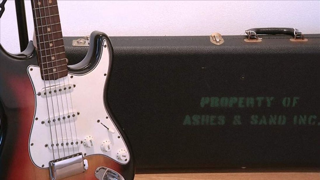 Fender Stratocaster played by Bob Dylan at 1965 festival up for auction