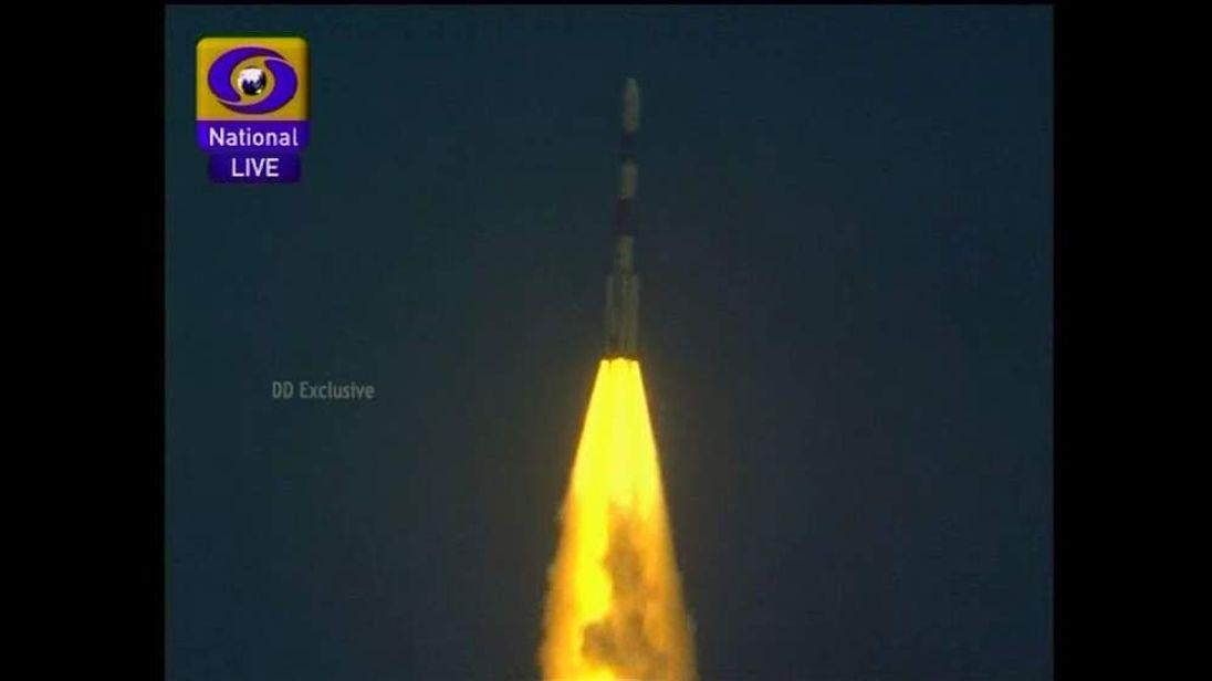 India mars probe launch