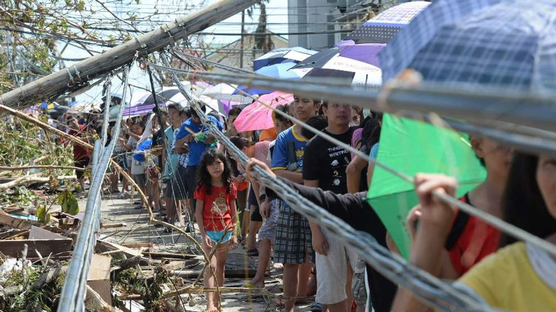 Emergency response organisations are striving to help those affected