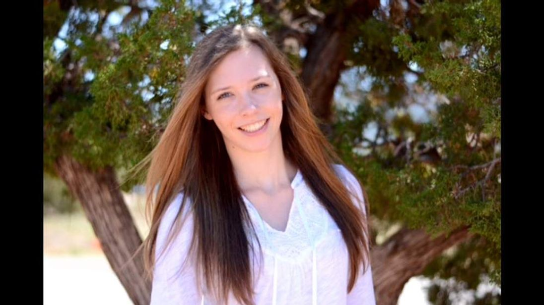 CBS Still Of Colorado Shooting Victim Claire Davis