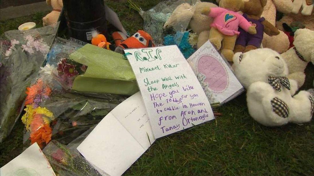 Mikaeel Kular tribute note