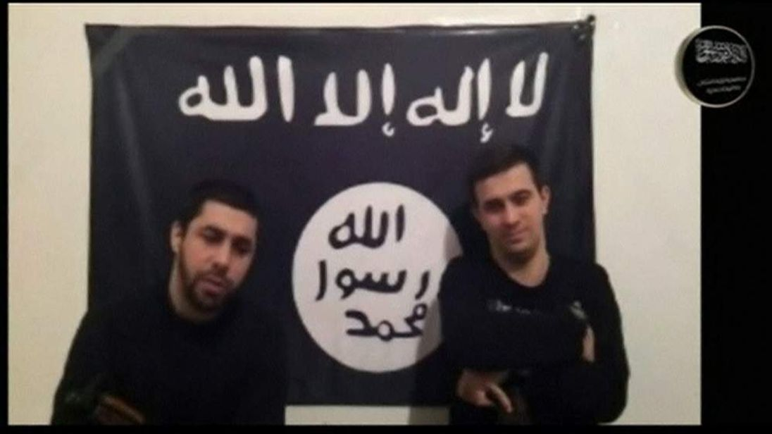 A video posted online claimed two men called Suleiman Abdurakhman were behind the Volgograd attacks
