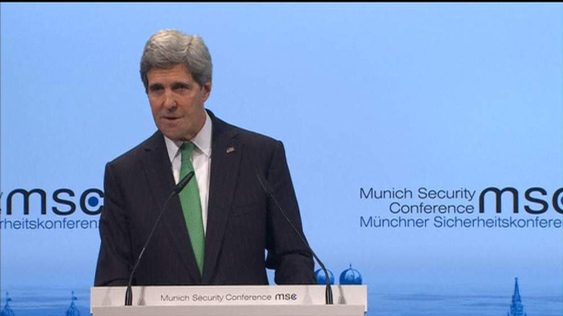 John Kerry Speaks At The Munich Security Conference