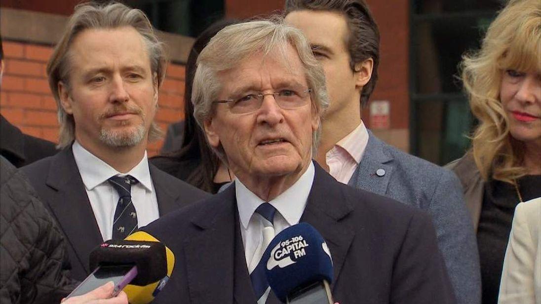 Bill Roache not guilty