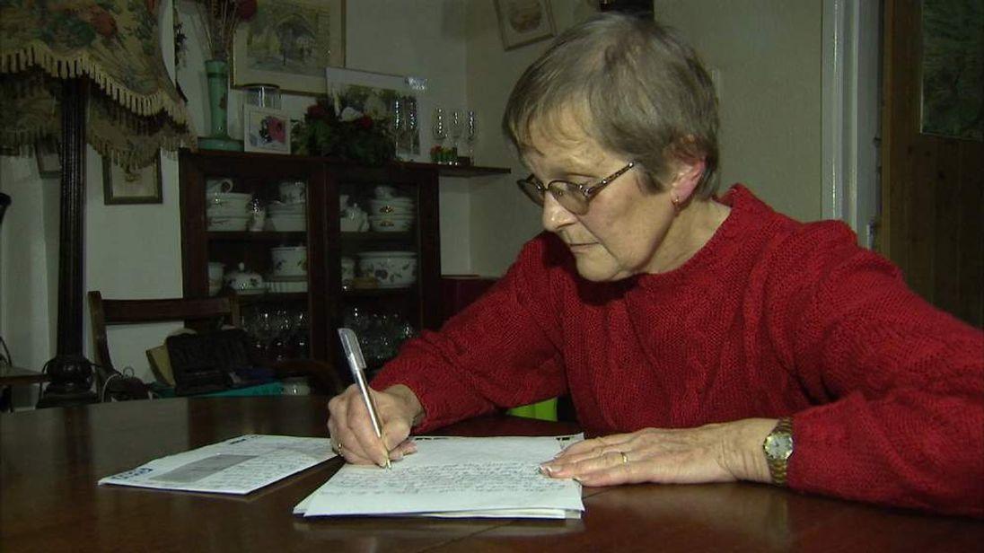 Floods letter writer Jane Scott