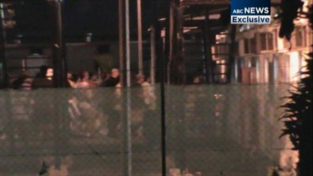 Papua New Guinea Asylum Centre Riot