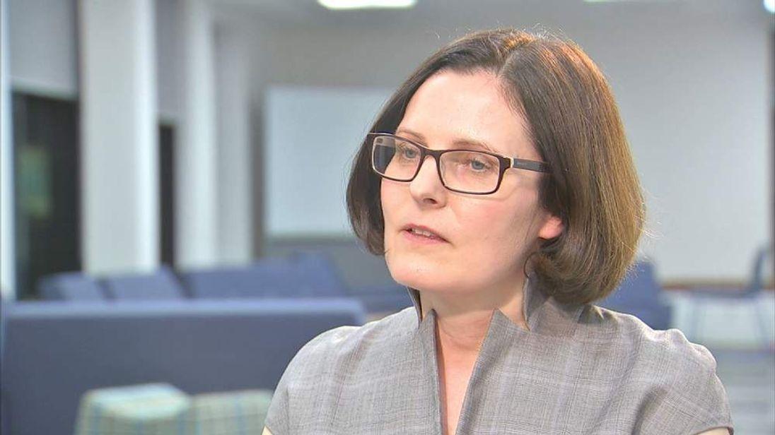 Co-op chair Ursula Lidbetter