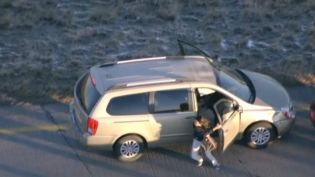 A Car Is Hijacked In Colorado