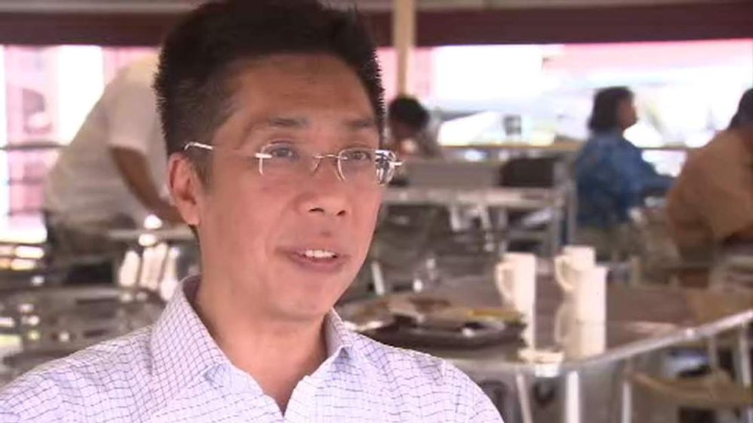 Peter Chong, friend of missing Malaysia Airlines pilot