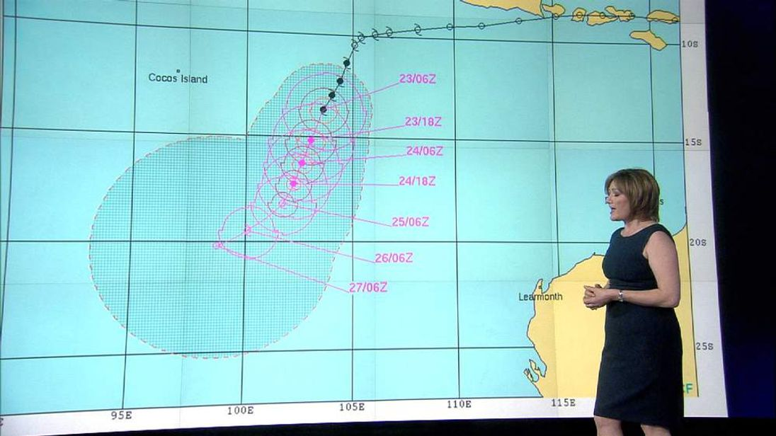 Search for Malaysia Airline plane could be affected by cyclone