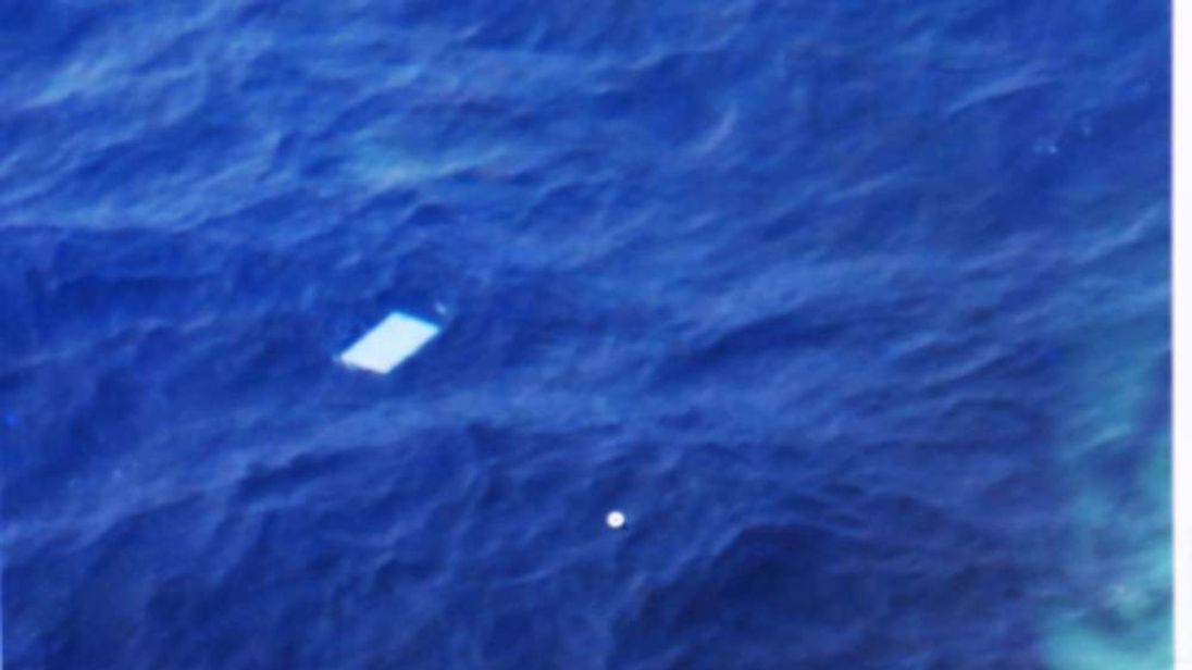 Image spotted by New Zealand plane searching for missing Malaysia Airlines jet