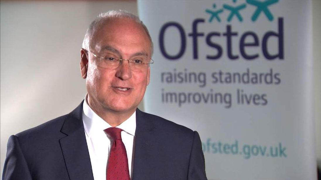 Ofsted's Sir Michael Wilshaw says teaching should start at two